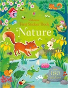 'Nature' book cover