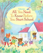 'All you need to know before you start school' book cover