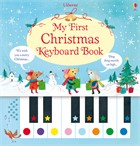 My first Christmas keyboard book