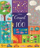 'Count to 100' book cover