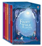 'Fairy tale library' book cover