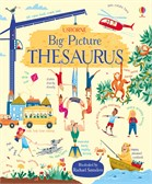 'Big picture thesaurus' book cover