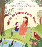'Where do babies come from?' book cover