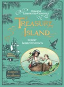 'Treasure Island' book cover