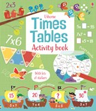 'Times tables activity book' book cover