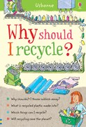 'Why should I recycle?' book cover