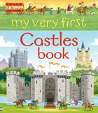 'My very first castles book' book cover