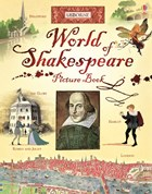 'World of Shakespeare picture book' book cover