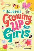 'Growing up for girls' book cover