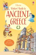 'Visitors' guide to ancient Greece' book cover