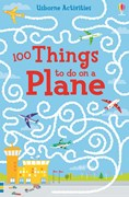 '100 things to do on a plane' book cover