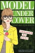 'Model Under Cover  —  Dressed to Kill' book cover