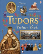 'Tudors picture book' book cover