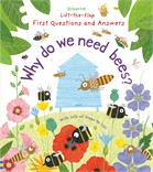 'Why do we need bees?' book cover