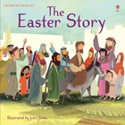 'The Easter story' book cover