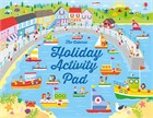 'Holiday activity pad' book cover