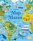 'Map mazes' book cover