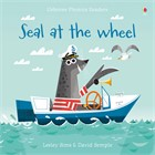 'Seal at the wheel' book cover