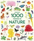 '1000 things in nature' book cover