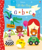 'Lift-the-flap ABC' book cover