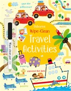 'Wipe-clean travel activities' book cover