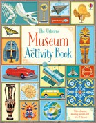 'Museum activity book' book cover