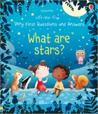'What are stars?' book cover