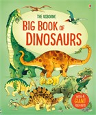 'Big book of dinosaurs' book cover
