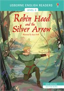 'Robin Hood and the Silver Arrow' book cover