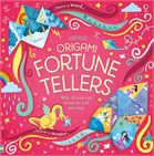 'Origami fortune tellers' book cover