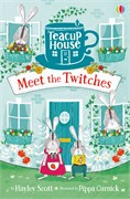 'Meet the Twitches' book cover