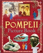 'Pompeii picture book' book cover