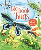 'Big book of bugs' book cover
