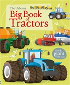 'Big book of tractors' book cover