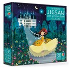 'Cinderella picture book and jigsaw' book cover