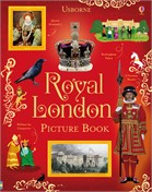 'Royal London picture book' book cover