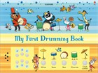 'My first drumming book' book cover