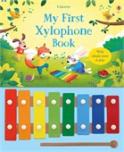 'My first xylophone book' book cover