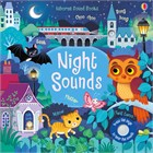 'Night sounds' book cover