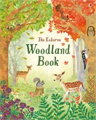 'The woodland book' book cover