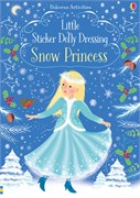'Snow Princess' book cover