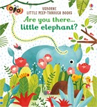 'Are you there little elephant?' book cover