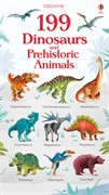 '199 Dinosaurs and prehistoric animals' book cover