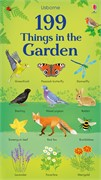 '199 things in the garden' book cover
