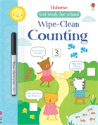 'Wipe-clean counting' book cover