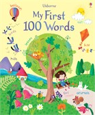 'My first 100 words' book cover