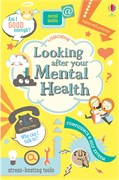 'Looking after your mental health' book cover