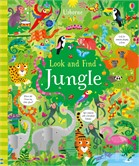 'Look and find jungle' book cover