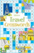 'Travel crosswords' book cover