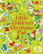 'Little children's Christmas pad' book cover